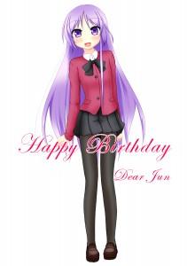 Jun-birthday